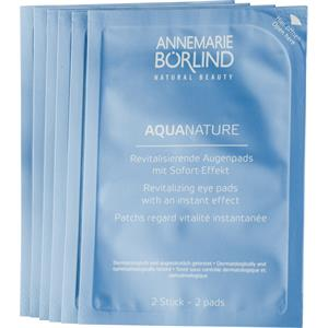 ANNEMARIE BÖRLIND - AQUANATURE - Augenpads