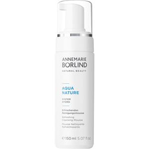 ANNEMARIE BÖRLIND - AQUANATURE - Refreshing Cleansing Mousse