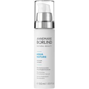 ANNEMARIE BÖRLIND - AQUANATURE - Revitalising Moisturising Serum