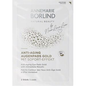 ANNEMARIE BÖRLIND - AUGE & LIPPE - Anti-Aging Augenpads Gold mit Sofort-Effekt
