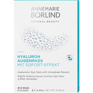 ANNEMARIE BÖRLIND - AUGE & LIPPE - Hyaluron Augenpads mit Sofort-Effekt