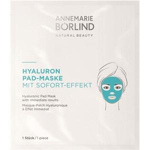 ANNEMARIE BÖRLIND - Beauty Masks -