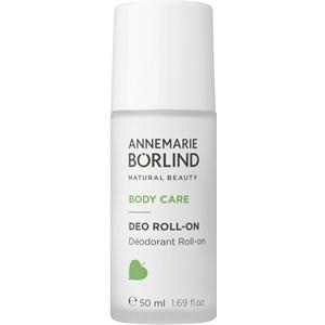 ANNEMARIE BÖRLIND - BODY - Body Care Deodorant Roll-On