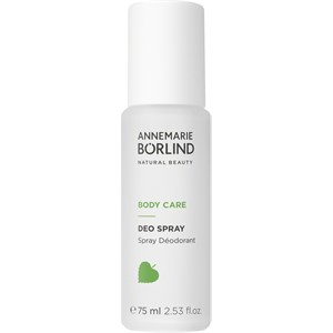 ANNEMARIE BÖRLIND - BODY - Body Care Deodorant Spray