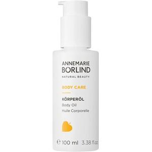 ANNEMARIE BÖRLIND - Body - Körperöl