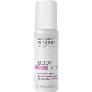 ANNEMARIE BÖRLIND - Body Lind - Deodorant Spray