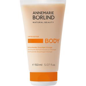 ANNEMARIE BÖRLIND - Body - Orange Refreshing Shower Gel