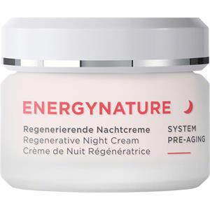 ANNEMARIE BÖRLIND - ENERGYNATURE - Regenerating Night Cream