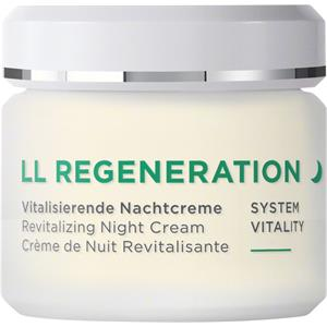 ANNEMARIE BÖRLIND - LL REGENERATION - Night Cream