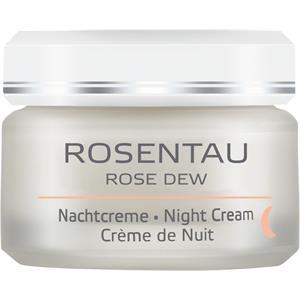 ANNEMARIE BÖRLIND - ROSENTAU - Night Cream