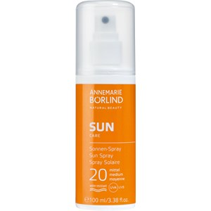 ANNEMARIE BÖRLIND - SUN - Sonnen-Spray LSF 20
