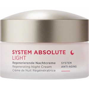ANNEMARIE BÖRLIND - System Absolute - Anti-Aging Nachtcreme Light