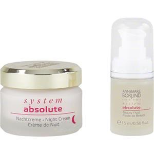 ANNEMARIE BÖRLIND - SYSTEM ABSOLUTE  - Nacht und Beauty Fluid