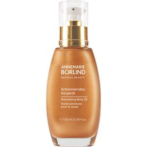 ANNEMARIE BÖRLIND - Sun Care - Limited Edition Shimmering body oil
