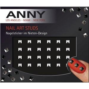 ANNY - Nail Polish - Nail Art Studs Silver