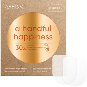 APRICOT - Body - Hand Pads with Hyaluron