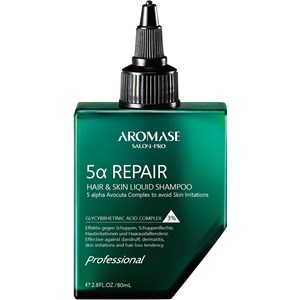AROMASE - Shampoo - Hair & Skin Liquid Shampoo