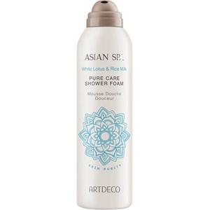 ARTDECO - Skin Purity - White Lotus & Rice Milk Pure Care Shower Foam
