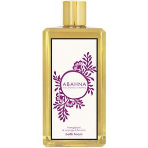 Abahna - Frangipani & Orange Blossom - Bath Foam
