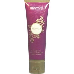 Abahna - Frangipani & Orange Blossom - Hand Cream