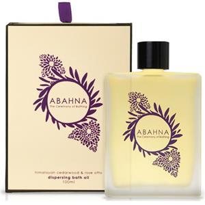 Abahna - Himalayan Cedarwood & Rose Otto - Bath Oil