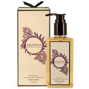 Abahna - Himalayan Cedarwood & Rose Otto - Hand Wash