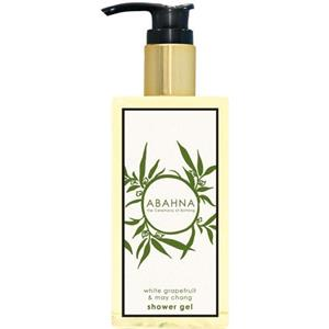 Abahna - White Grapefruit & May Chang - Shower Gel