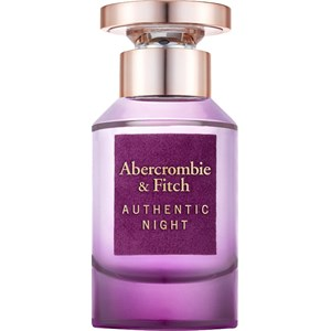 Abercrombie & Fitch - Authentic Night Woman - Eau de Parfum Spray