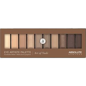 Absolute New York - Ögon - Eye Artiste Palette Art Of Nude
