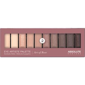 Absolute New York - Ögon - Eye Artiste Palette Art of Rose
