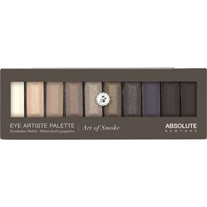 Absolute New York - Ogen - Eye Artiste Palette Art of Smoke
