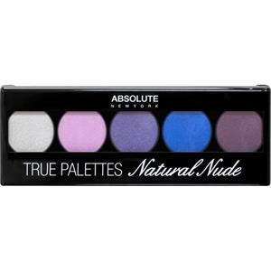 Absolute New York - Silmät - True Palettes
