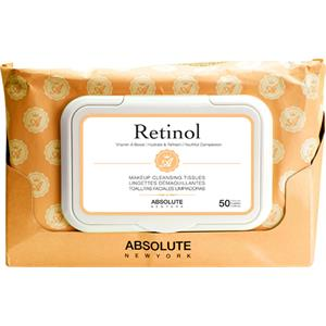 Absolute New York - Gesichtspflege - Make-up Cleansing Tissues