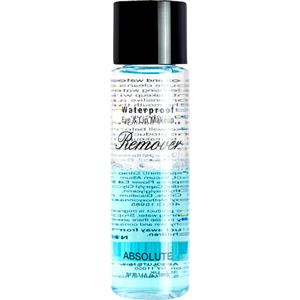 Absolute New York - Facial care - Waterproof Eye & Lip Makeup Remover