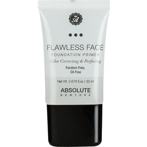 Absolute New York - Teint - Flawless Face Foundation Primer