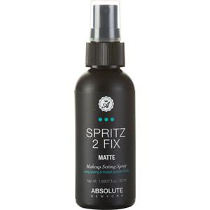 Absolute New York - Teint - Spritz 2 Fix Matte
