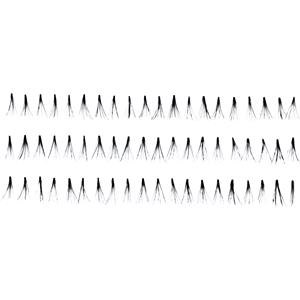 Absolute New York - Eyelashes - Fabulashes Knot Free Ultra Black AEL 59