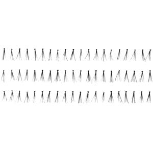 Absolute New York - Eyelashes - Fabulashes Ultra Thick Black Under AEL 51