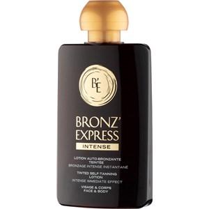 Académie - Bronz'Express - Lotion Teintée Intense
