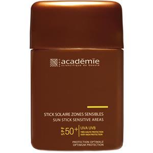 Académie - Bronzecran - Stick Solaire Zones Sensibles SPF 50