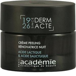 Académie - Derm Acte - Crème Peeling Renovatrice Nuit