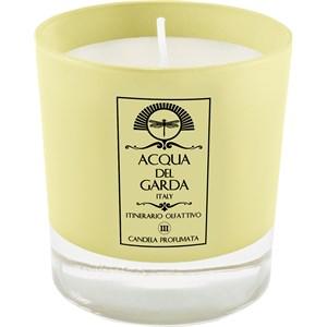 Acqua del Garda - Kerzen - Route III Soave Glass Candle 2