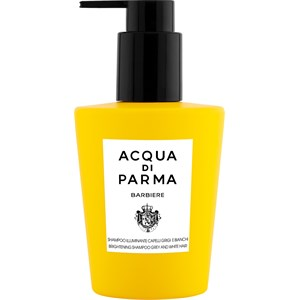 Acqua di Parma - Barbiere - Brightening Shampoo Grey + White Hair
