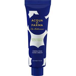 Acqua di Parma - Bergamotto di Calabria - Blu Mediterraneo Hand Cream