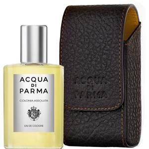 Acqua di Parma - Colonia Assoluta - Travel Spray im exklusiven Lederetui