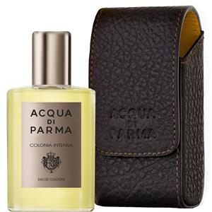Acqua di Parma - Colonia Intensa - Travel Spray im exklusiven Lederetui