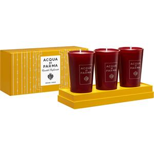 Acqua di Parma - Kerzen - Christmas Candles Set
