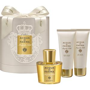 Acqua di Parma Damendüfte Magnolia Nobile Geschenkset Eau de Parfum Spray 100 ml + Bath & Shower Cream 75 ml + Body Cream 75 ml 1 Stk.