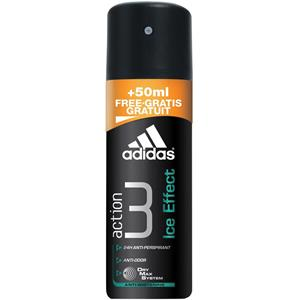 adidas - Functional Male - Ice Effect For Men Deodorant Spray