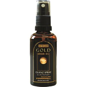 African Gold - Pflege - Powerwell Glanz Spray